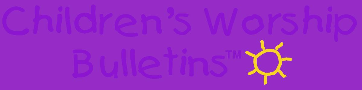 Childrens Bulletins Logo