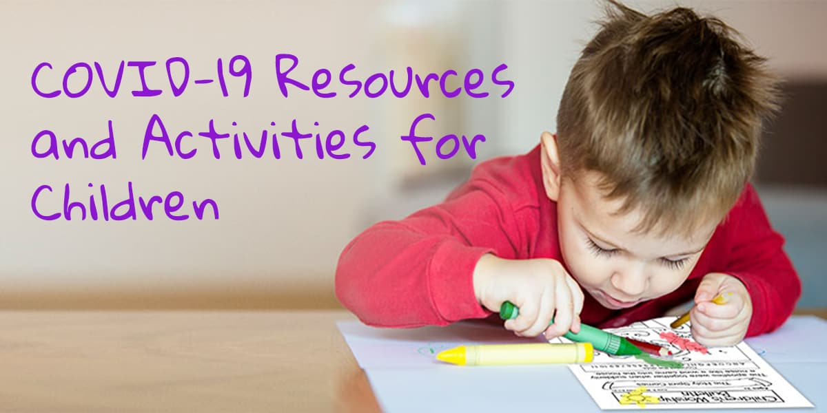 Free Covid 19 Resources And Activities For Children