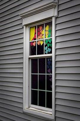 Rainbow Window Children Activity