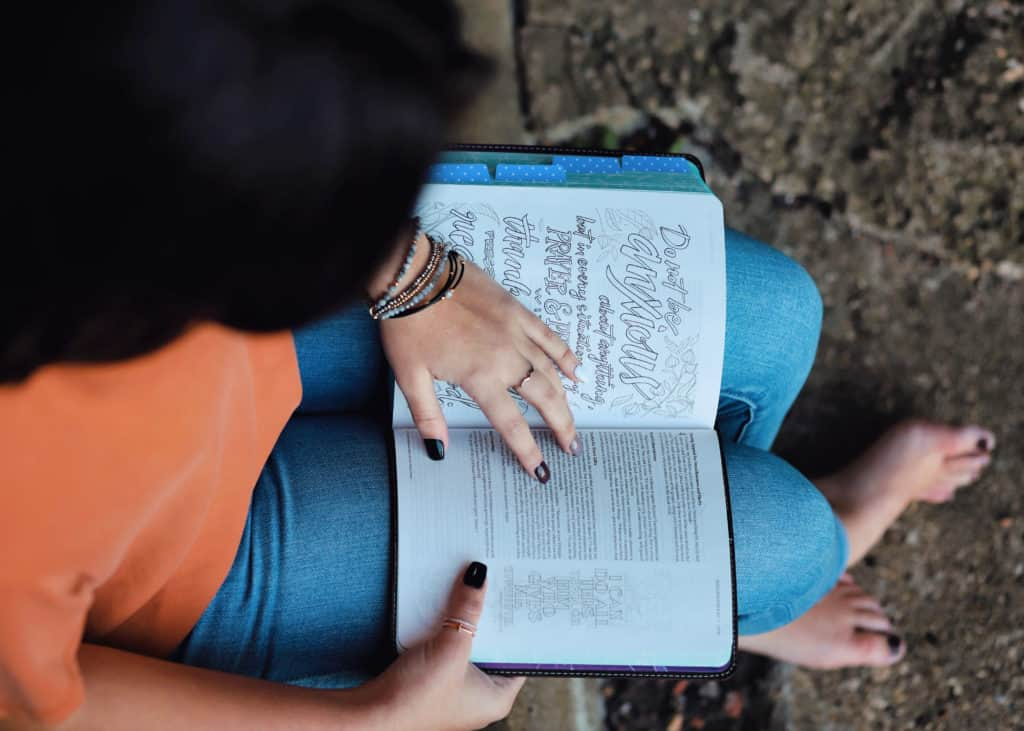 Summer Bible Reading Plans For Young Adults